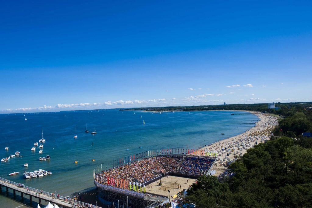 Deutsche Meisterschaft Beachvolleyball Timmendorfer Strand 2020